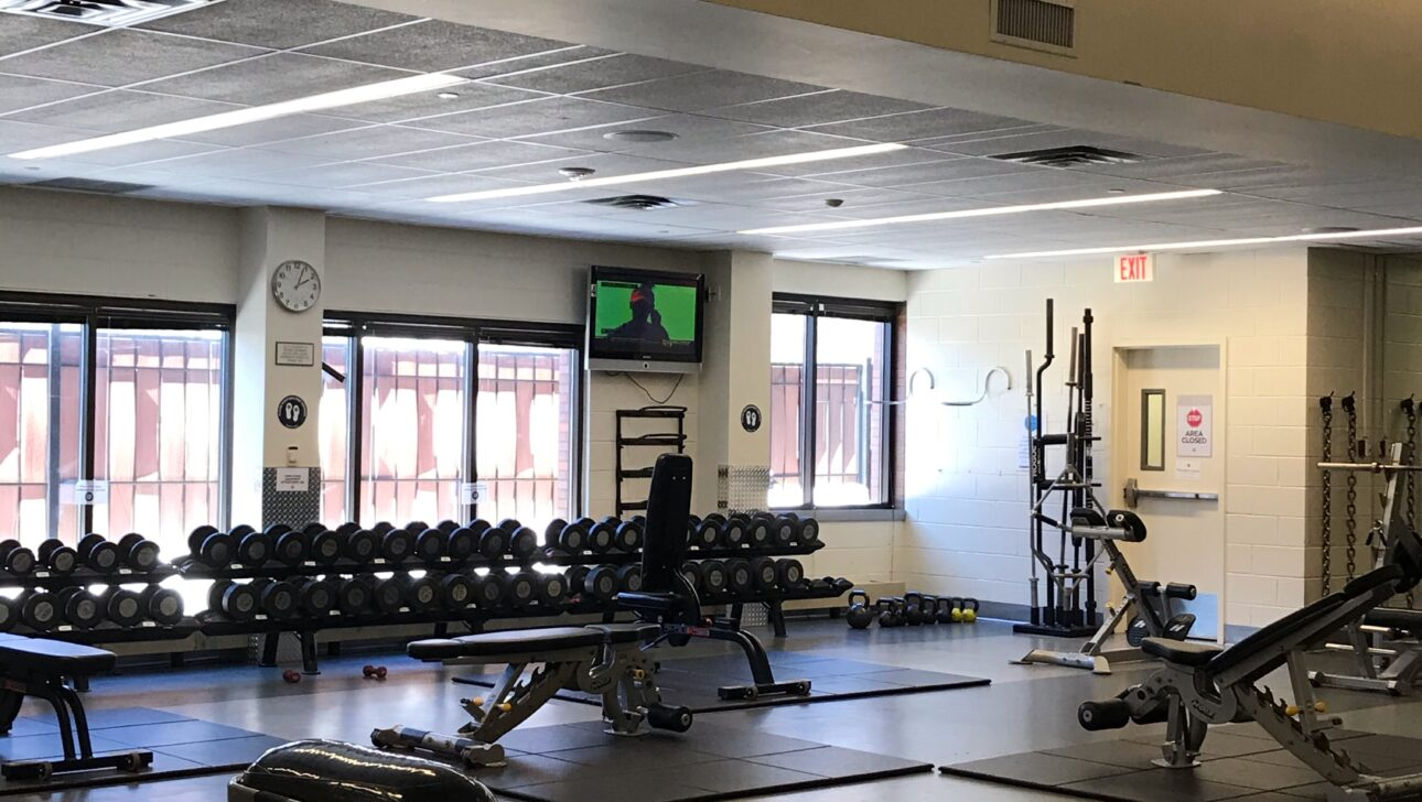 The Seiden Wellness Center, a premium membership add-on, featuring the top-of-the-line equipment in a more intimate, personalized atmosphere.