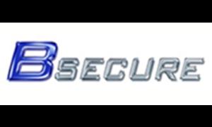 Bsecure logo.
