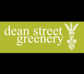 Dean Street Greenery logo.
