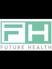 Future Health logo.