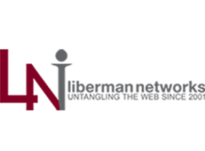 Liberman Networks logo.